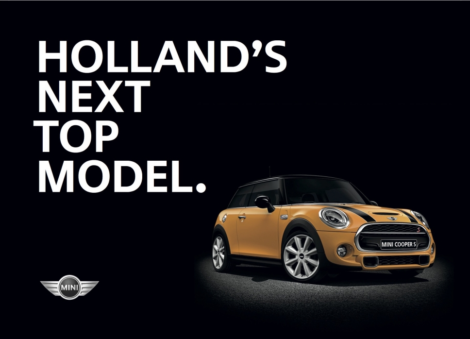 Holland's next top model (mini)